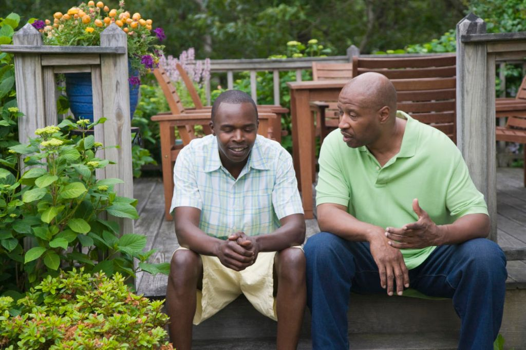 Two Black Men