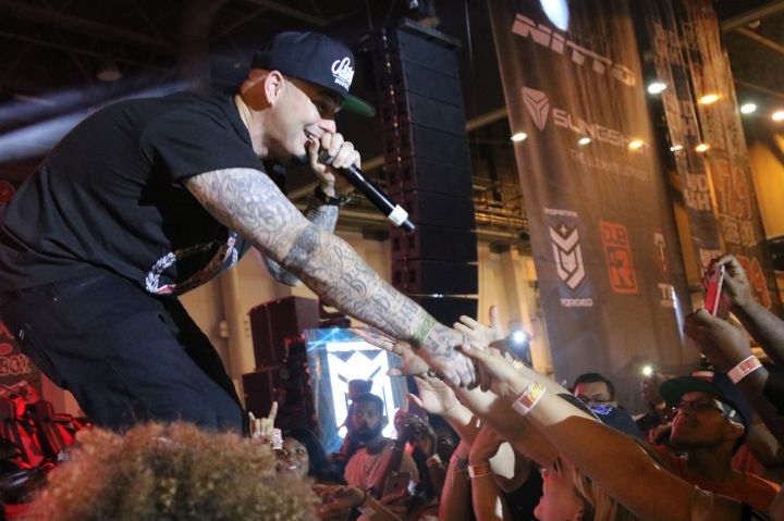 Paul Wall – Dub Car Show