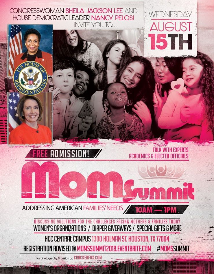 Mom Summit Addressing American Families Needs