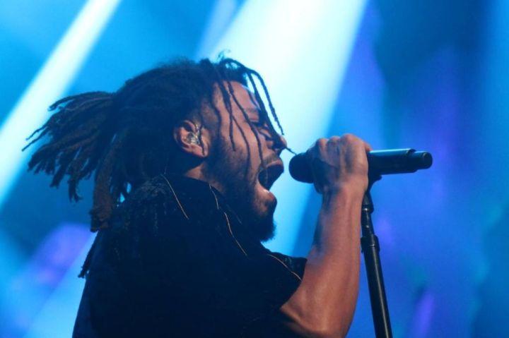J.Cole – KOD Tour Houston