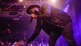 Big K.R.I.T. And BJ The Chicago Kid In Concert - Birmingham, AL