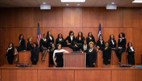 Harris County Female Judges