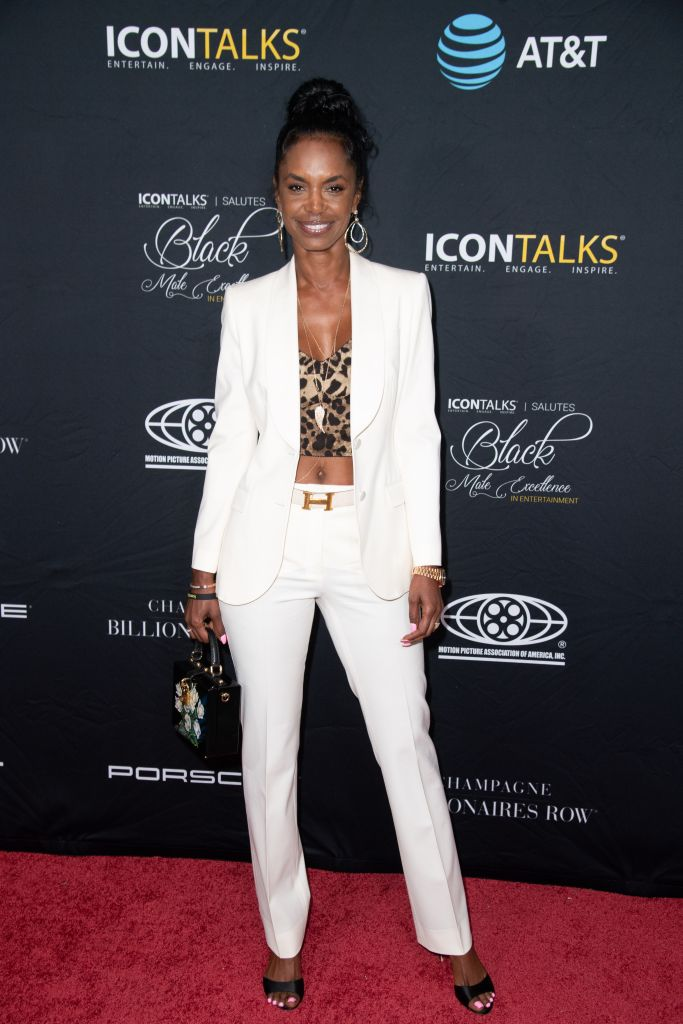 ICON Talks And Motion Picture Association Of America Host Black Male Excellence In Entertainment Awards Luncheon