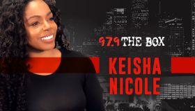 Keisha Nicole On Air Photo
