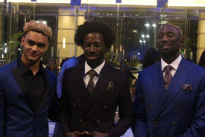Lenny Bri, KG Smooth & J Mac - Boss Life Ball 2019