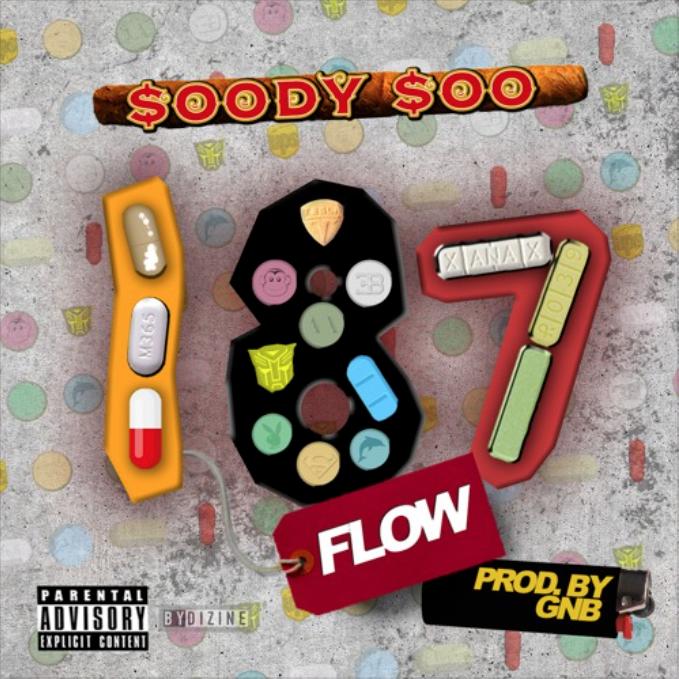 Soody Soo 187 Flow Art