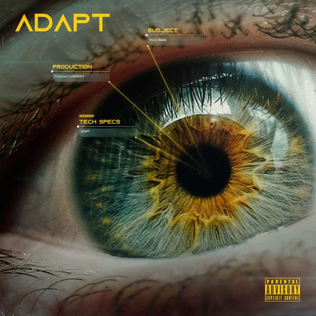 Rocky Banks Adapt Cover