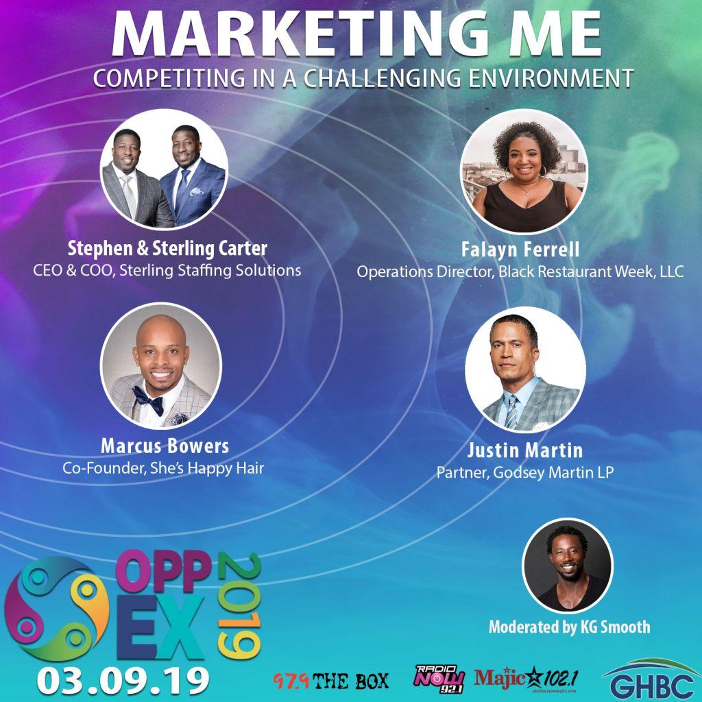 Opp Ex Marketing Me Panel
