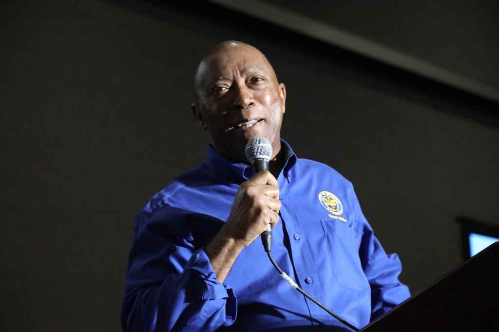 Mayor Sylvester Turner - Opp Ex
