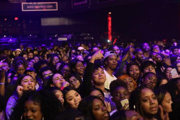 Crowd - Spring Fest 2019
