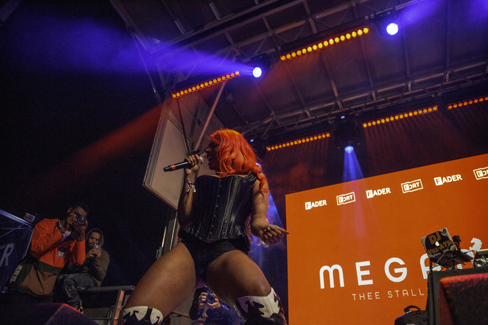 Megan Thee Stallion - Fader Fort