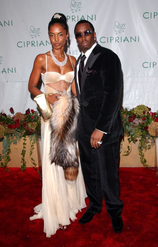 Sean 'P Diddy' Combs Royal Birthday Ball
