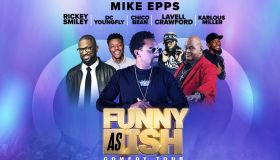 "MIKE EPPS ""FUNNY AS ISH TOUR"" TEXT-TO-WIN Sweepstakes"