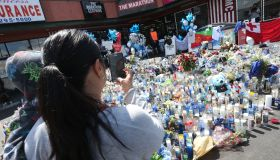 Nipsey Hussle Memorial - Day 2