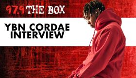 YBN Cordae 97.9 The Box Interview