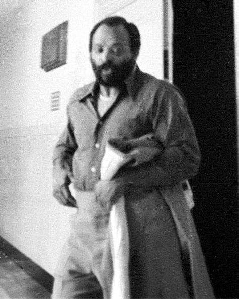 """Leroy """"Nicky"""" Barnes leaving courtroom in the Bronx."""