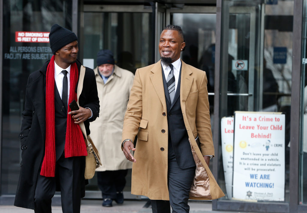 R. Kelly Back In Court For Sexual Abuse Charges