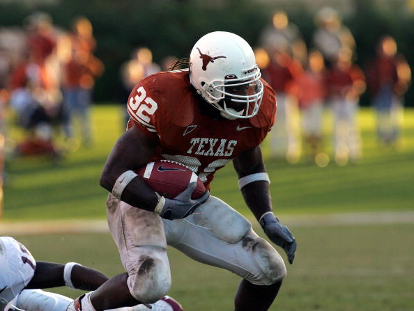 Texas A&M University Aggies v University of Texas Longhorns