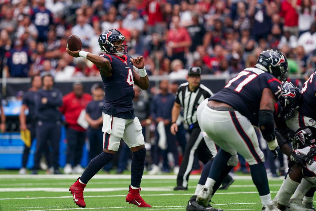 NFL: OCT 06 Falcons at Texans