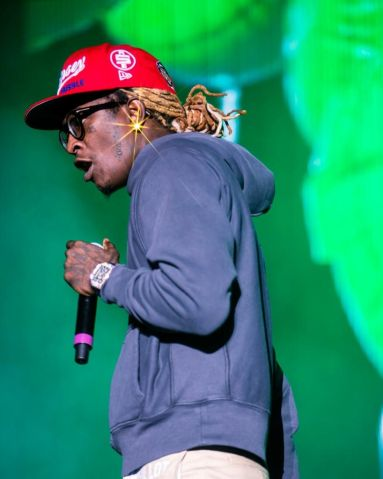 Young Thug - Astroworld Festival 2019