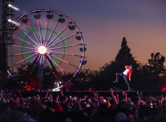 Playboy Carti - Astroworld Festival 2019