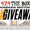 Shabana Motors 20K Giveaway