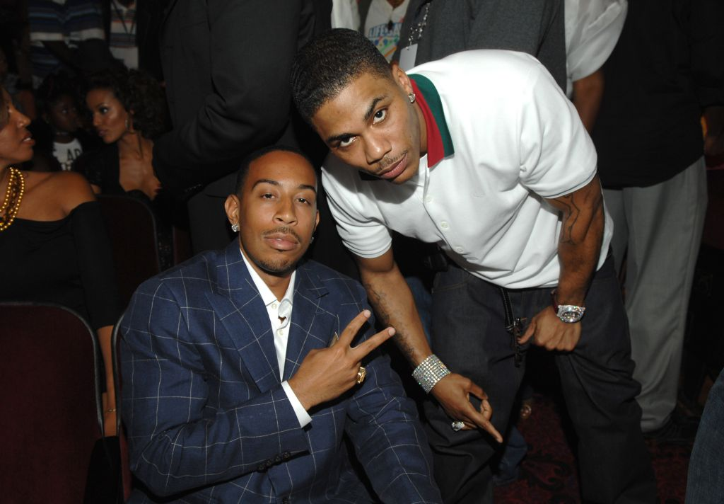 Nelly & Ludacris BET Awards