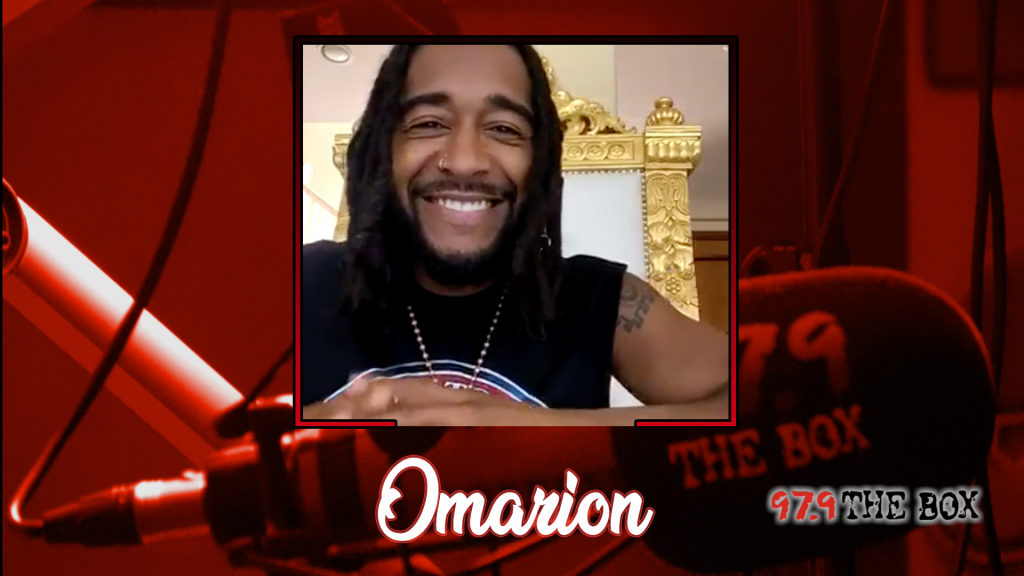 Omarion Box Feature