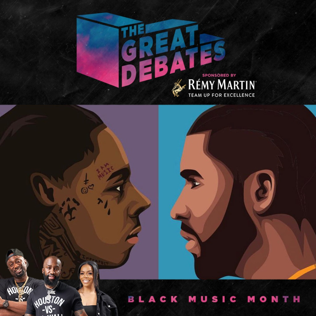 The Great Debates Powered By Remy Week 1