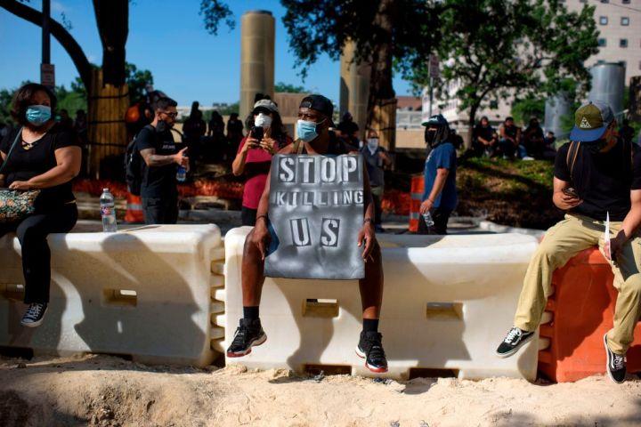 Stop Killing Us - Houston