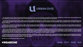 Urban One Corporate Statement