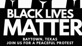 Baytown Protest
