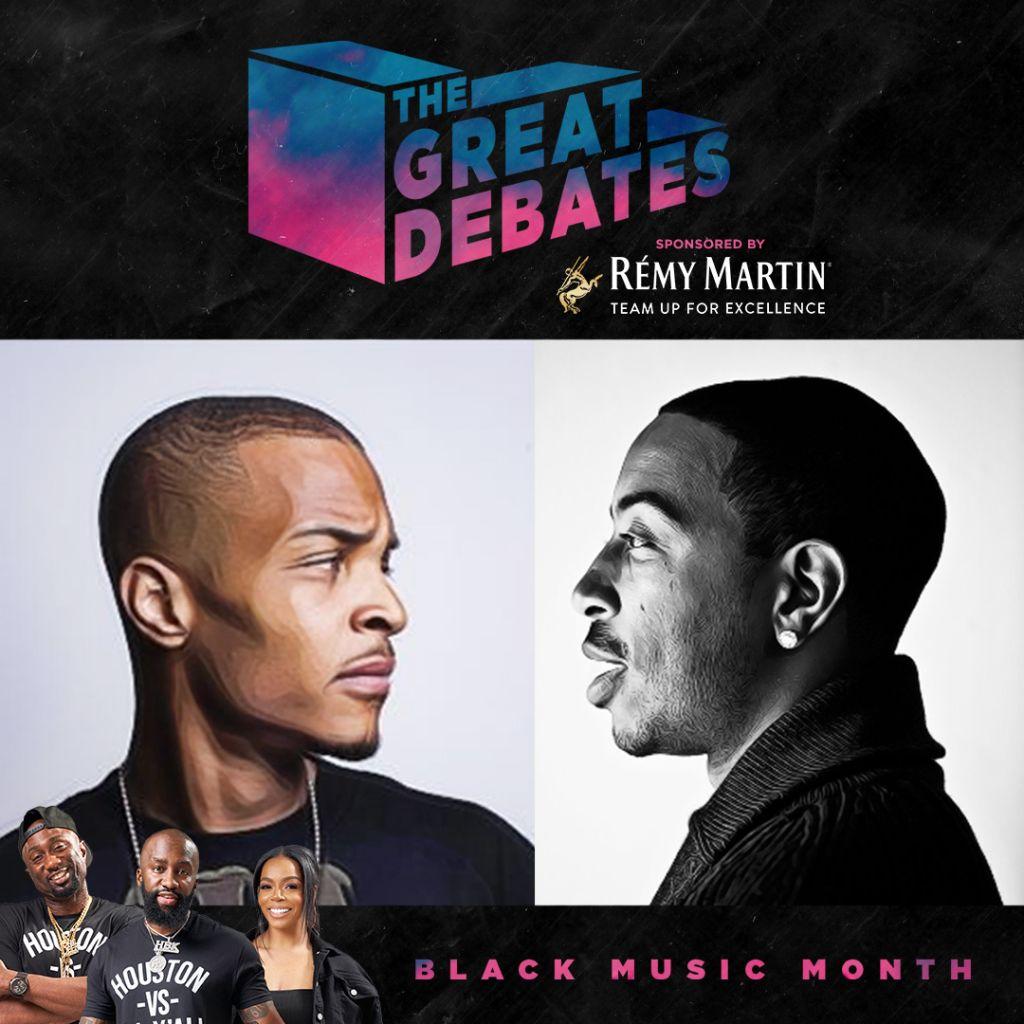 The Great Debate: T.I. vs. Ludacris