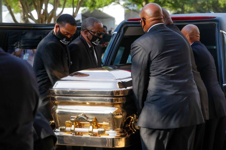 US-FLOYD-FUNERAL-VIEWING