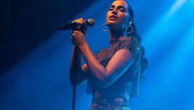 Snoh Aalegra Performs At O2 Shepherd's Bush Empire, London