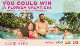 Visit Florida Contest 97.9 The Box