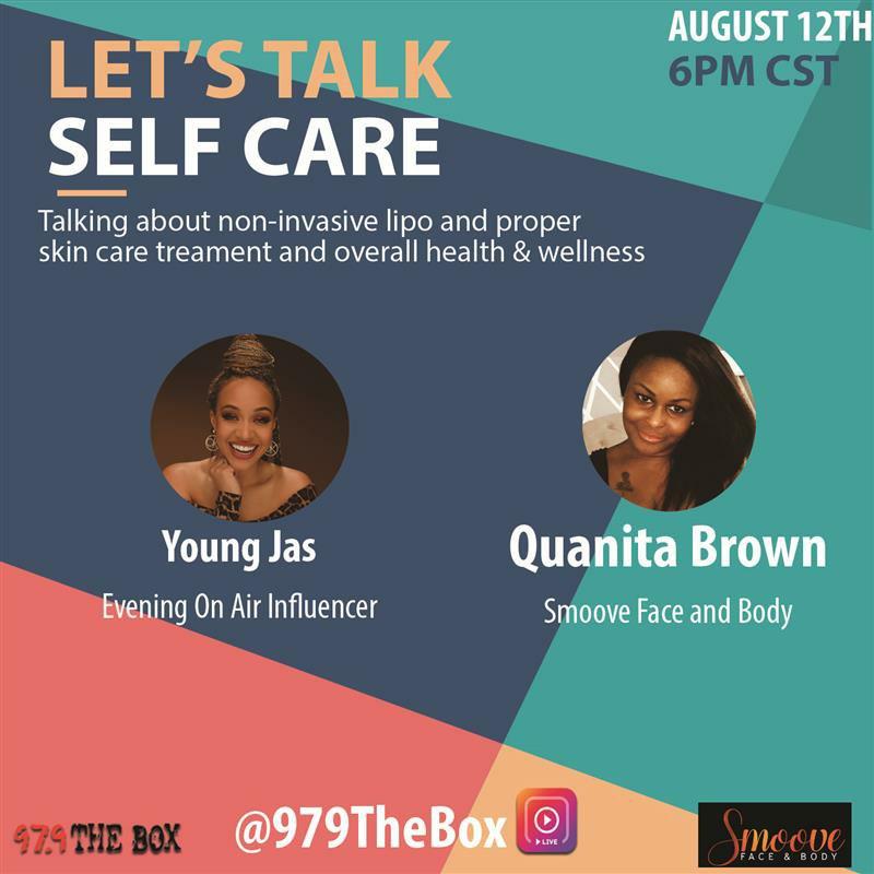 Let's Talk Self Care