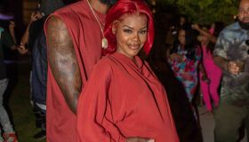 Teyana Taylor Baby Shower