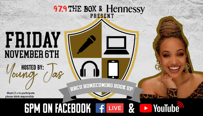 HBCU Homecoming Hennessy Assets KBXX