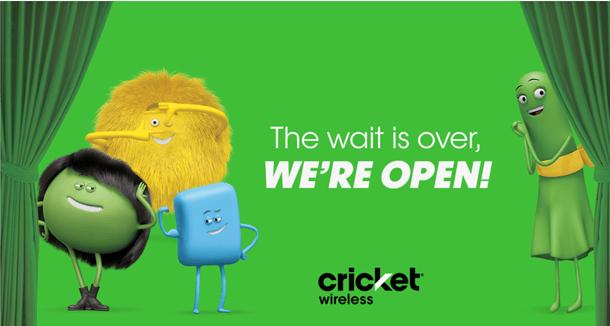 Cricket Wireless Grand Opening