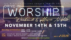 Windsor Village UMC Drive-In Worship