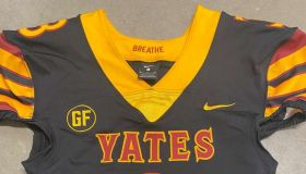 Yates Football George Floyd Jersey