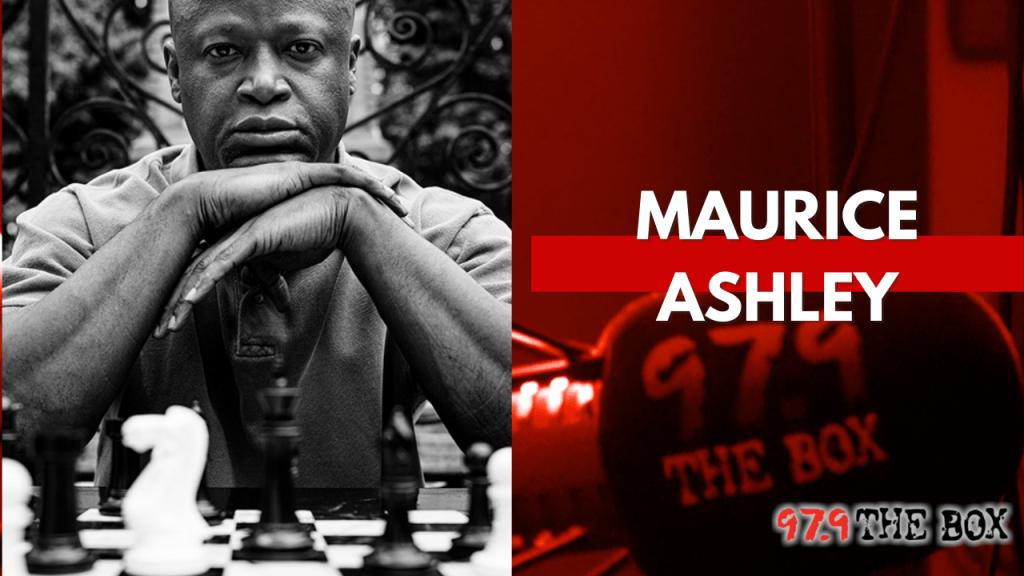 Maurice Ashley Graphic