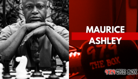 Maurice Ashley Graphic