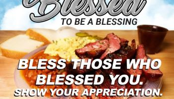 Blessed To Be A Blessing Box