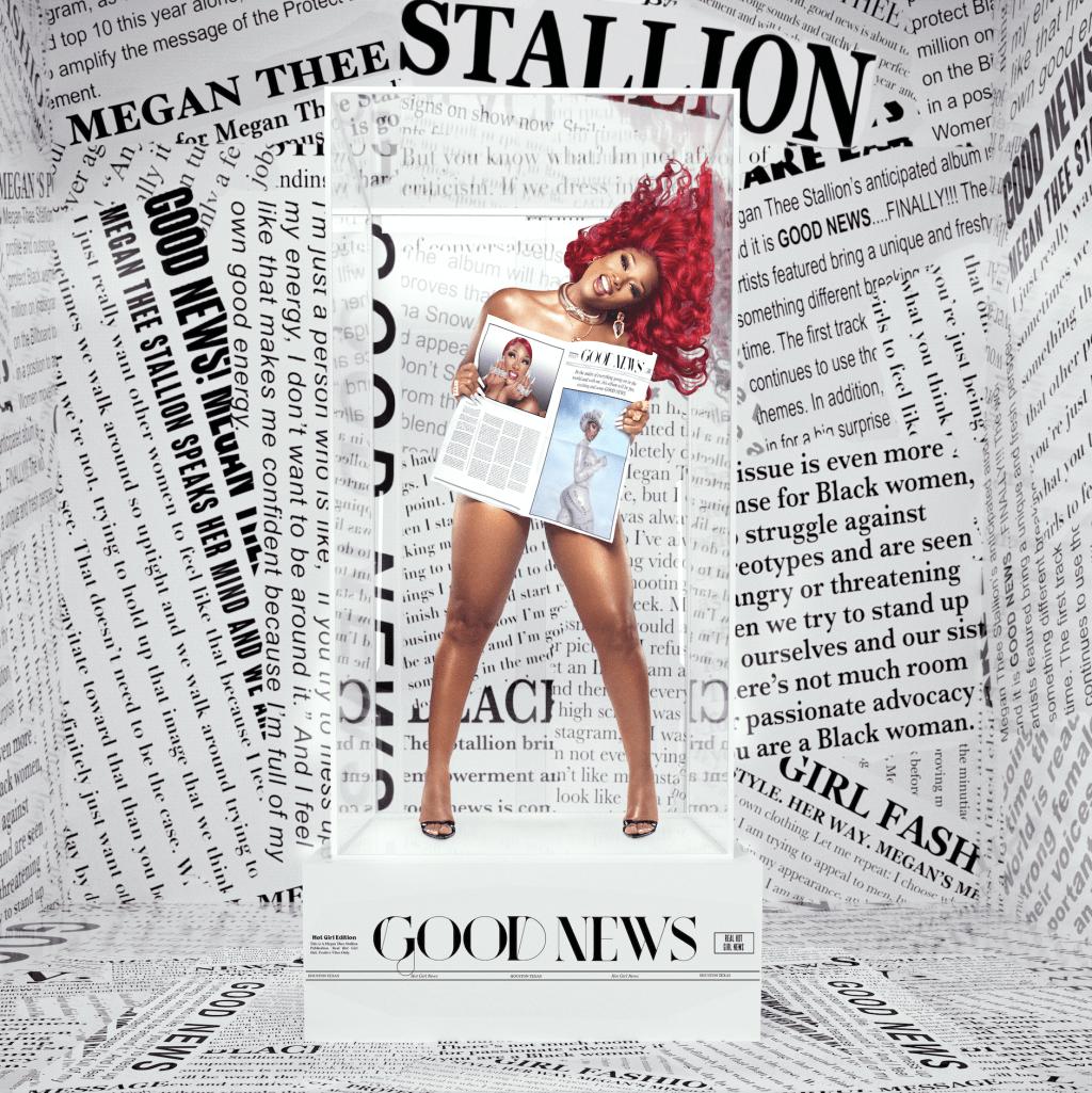 Megan Thee Stallion 'Good News'