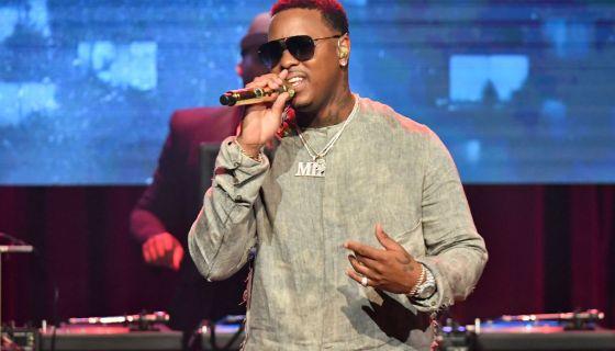 R&B Singer Jeremih Transferred