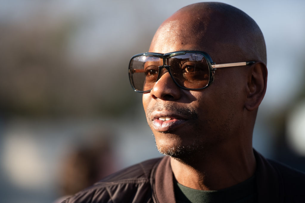 Dave Chappelle Canvassing For Andrew Yang