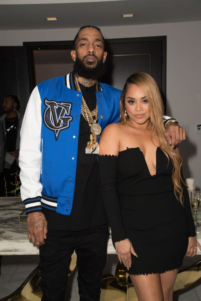 Nipsey Hussle's Private Debut Album Release Party Hosted By James Harden