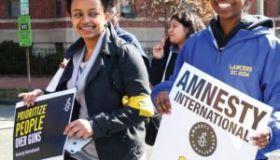 Amnesty Internatonal Essay Contest